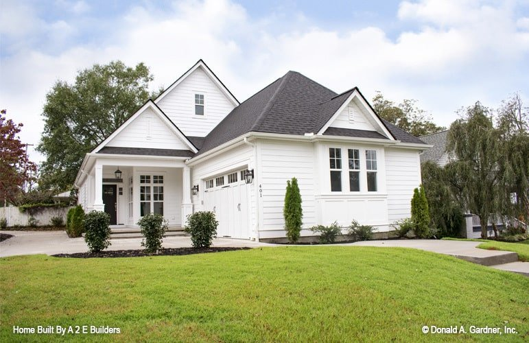 3-Bedroom Single-Story The Currier Home