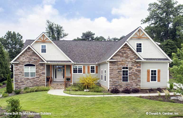 4-Bedroom Single-Story The Mayfair Home