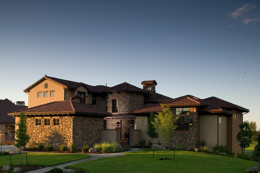 5-Bedroom Two-Story Tuscan Villa with Views