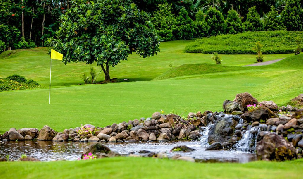 A view of the private golf course. Image courtesy of Toptenrealestatedeals.com.