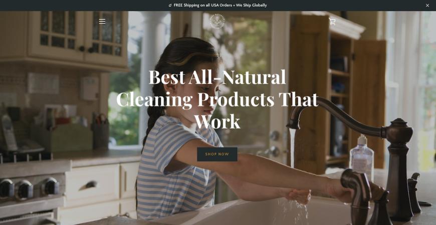HAUS Naturals Online Store