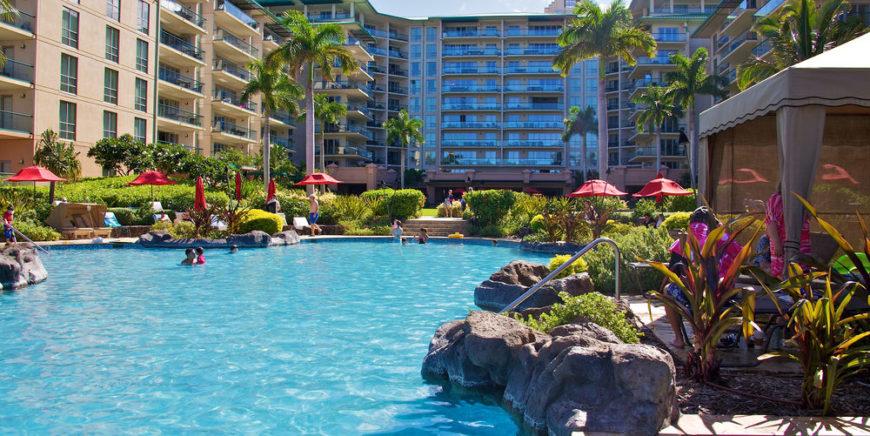 Honua Kai resort in Maui