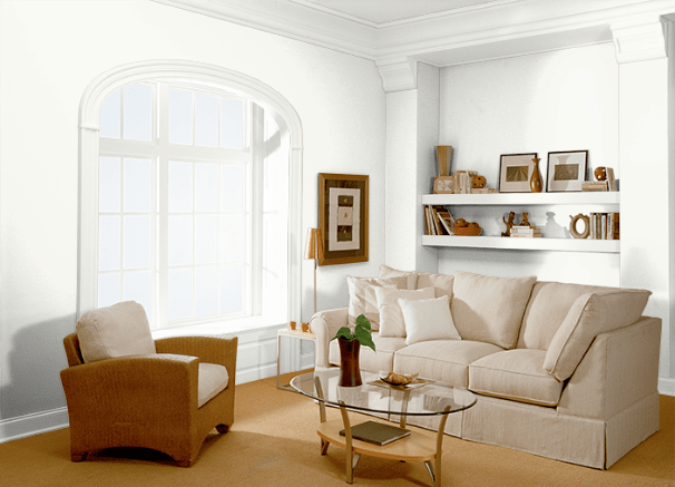 Ultra Pure White by Behr