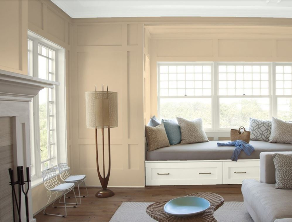 Stone House by Benjamin Moore
