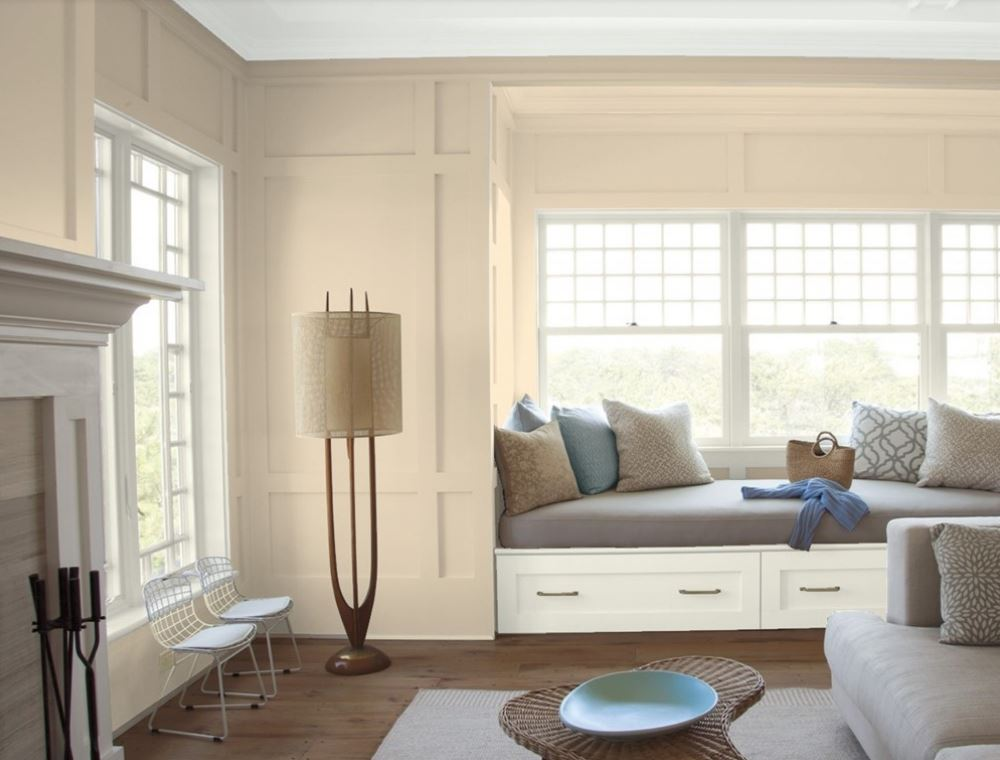 Thousand Island by Benjamin Moore