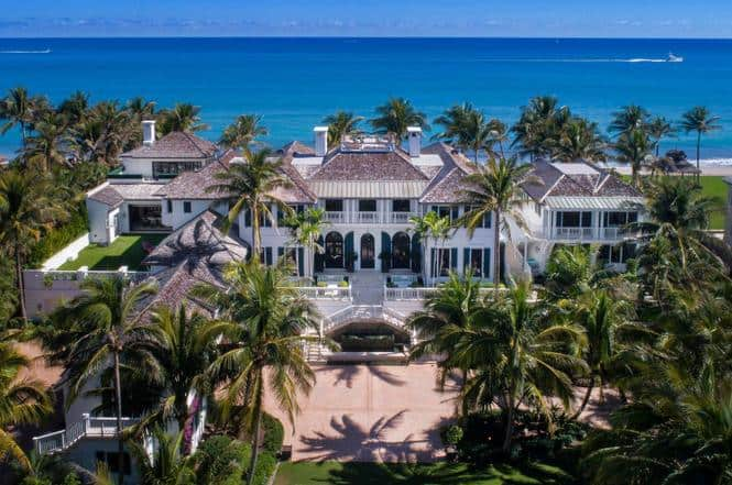 25,000 sq. ft. mansion Florida