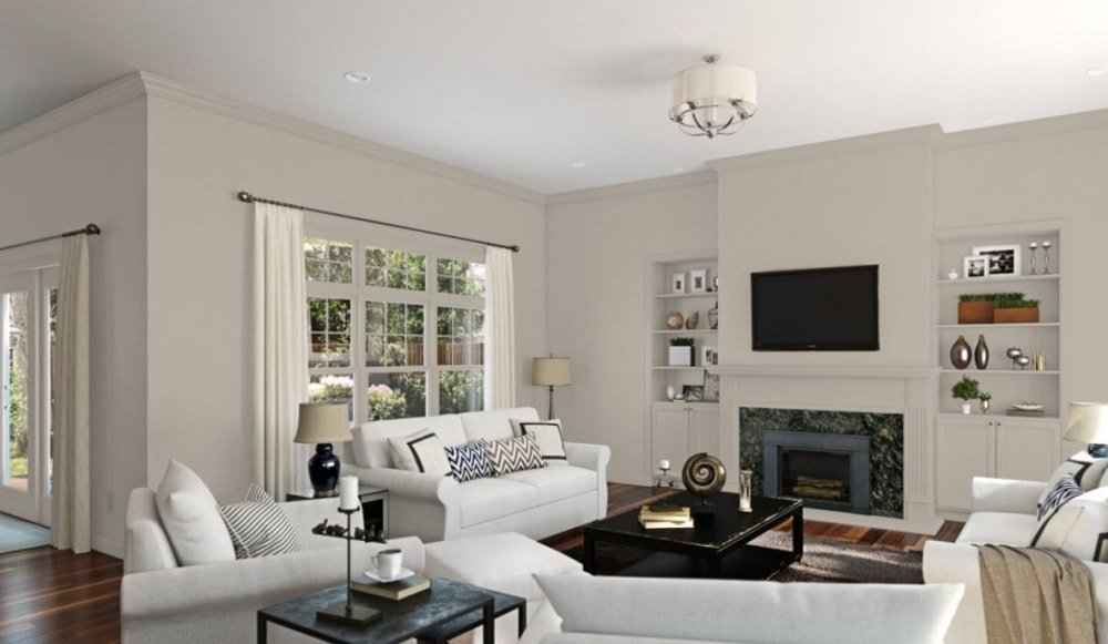 Anew Gray by Sherwin-Williams