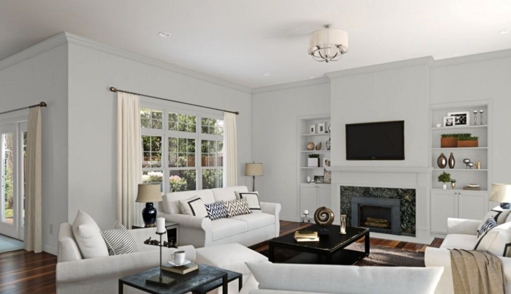 Light French Gray by Sherwin-Williams
