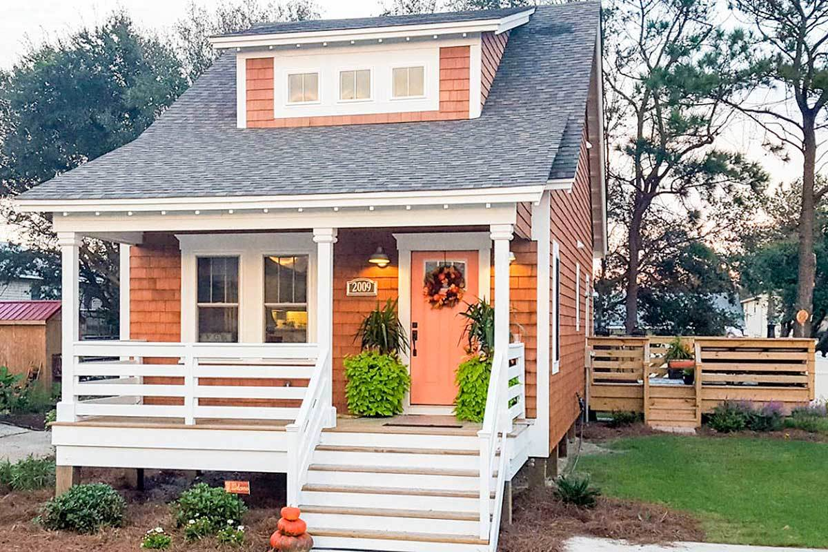 Two-Story 3-Bedroom Bungalow Home