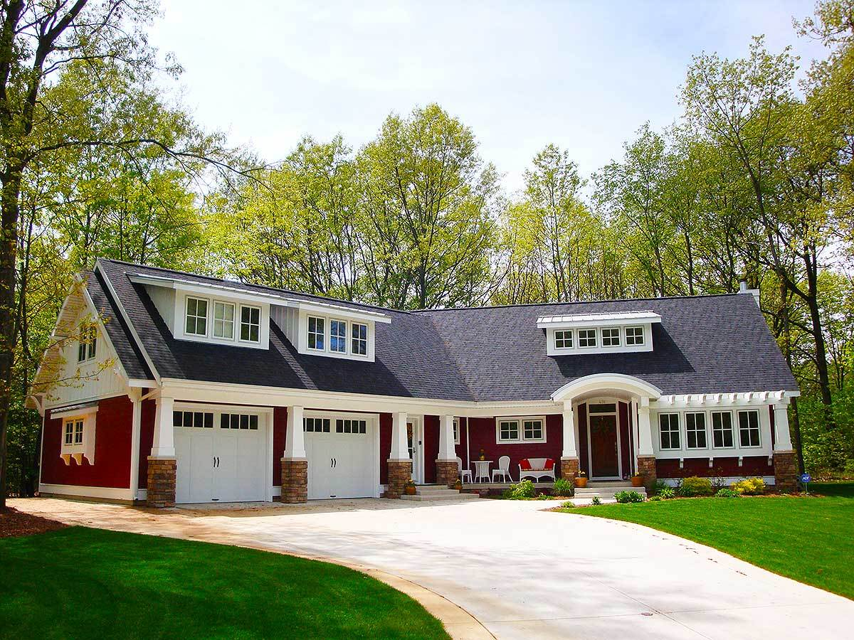 Two-Story 4-Bedroom Cottage Style Home with Open Concept Living