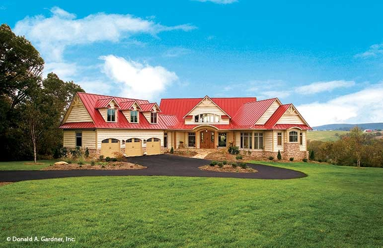 Two-Story 5-Bedroom The Blue Ridge Home