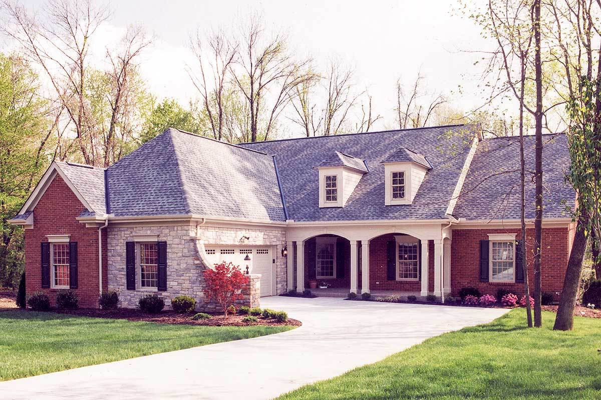 1-Bedroom Single-Story Southern Home