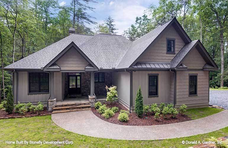3-Bedroom Ranch Single-Story The Eleanor home