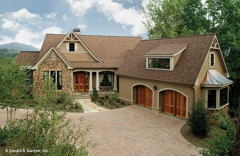3-Bedroom Rustic Two-Story The Solstice Springs Home
