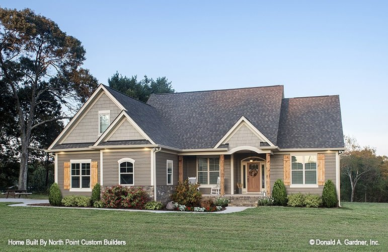 3-Bedroom Single-Story The Tanglewood Home