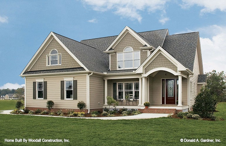 3-Bedroom Traditional Two-Story The Dayton Home