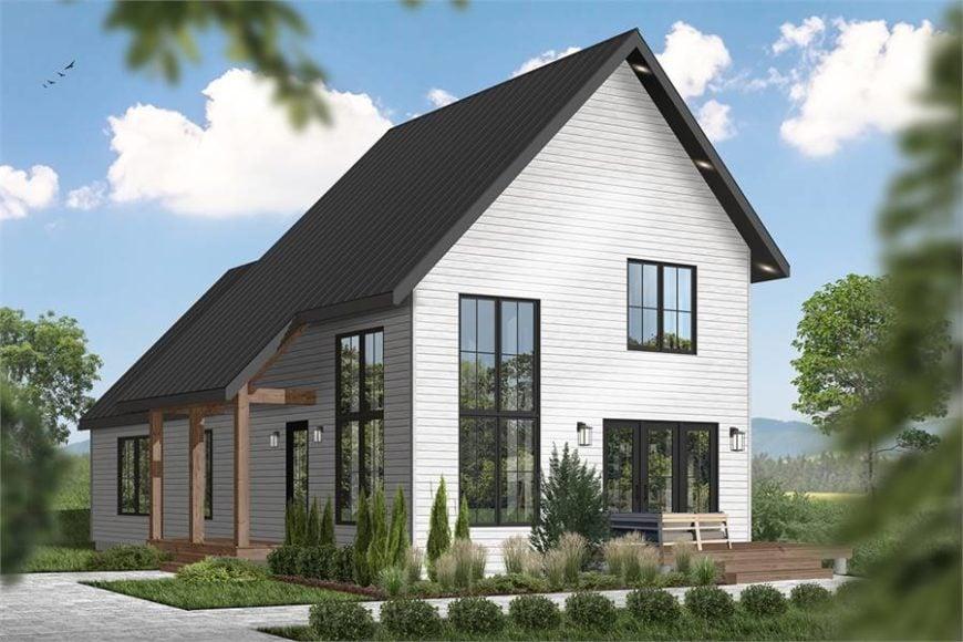 Scandinavian Style House Floor Plans Home Stratosphere