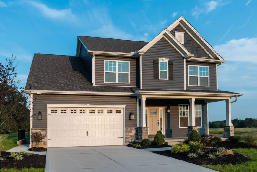 4-Bedroom Two-Story Traditional Home with Optional Flex Room
