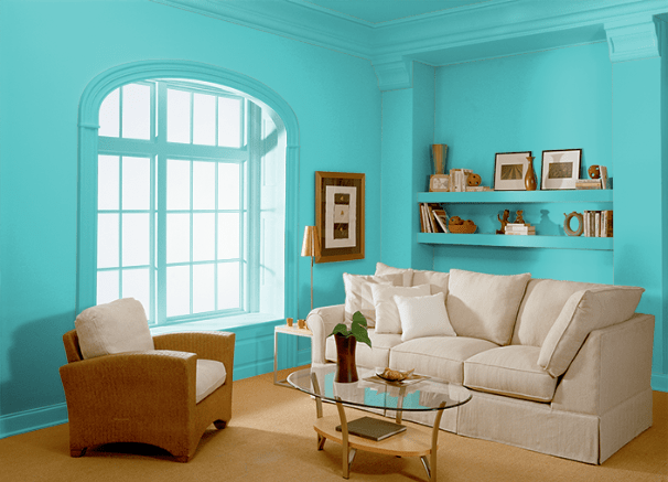 Gem Turquoise by Behr