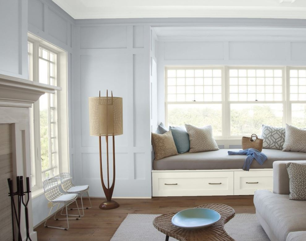 Early Frost by Benjamin Moore