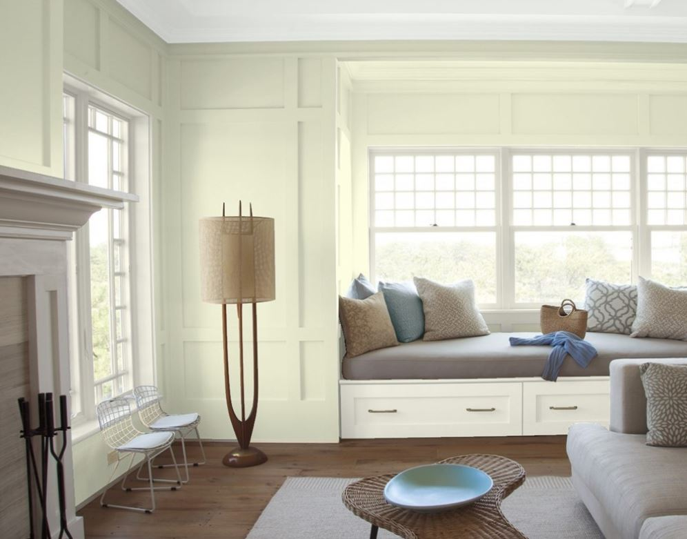 Limesicle by Benjamin Moore
