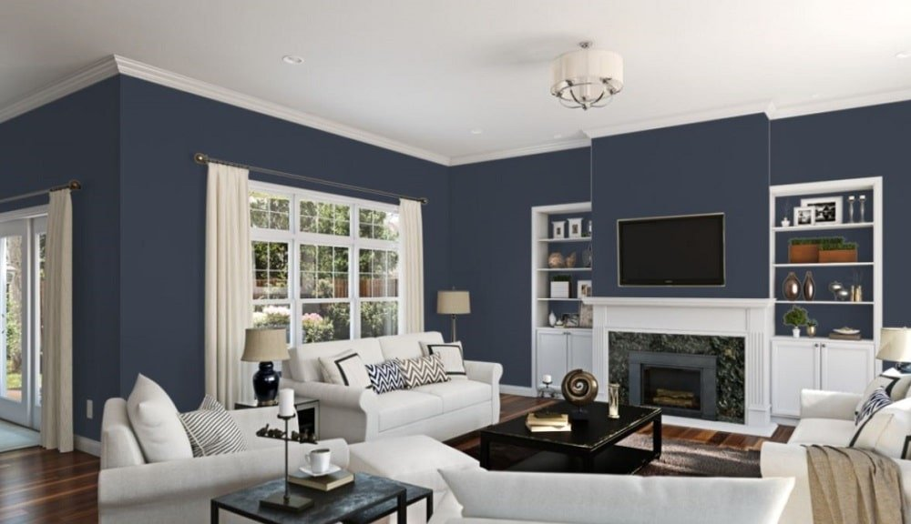Charcoal Blue by Sherwin-Williams