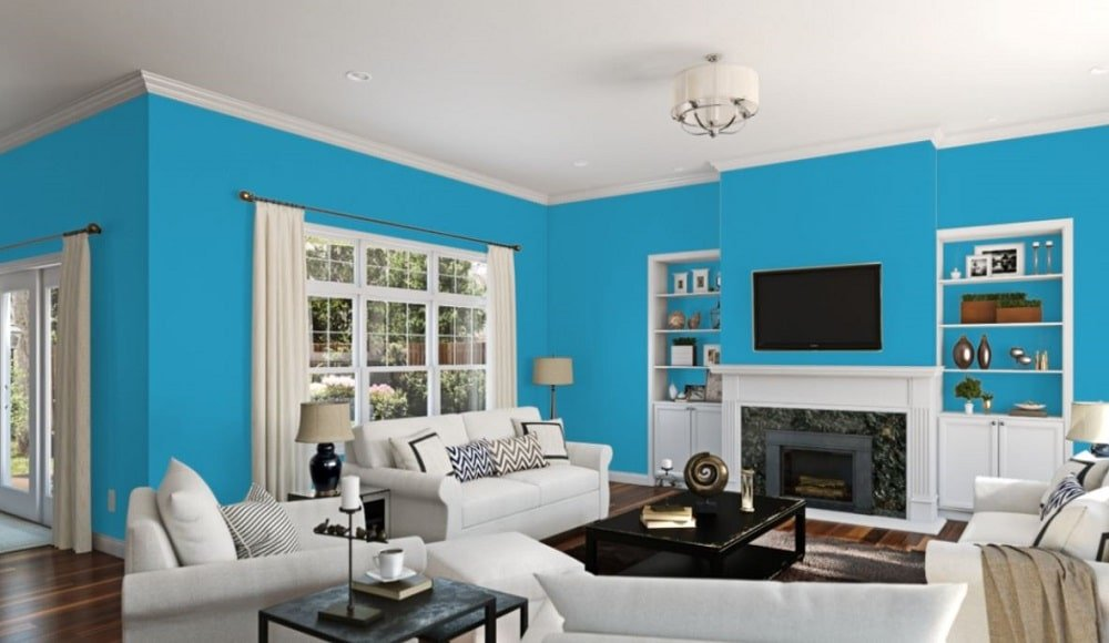 Major Blue by Sherwin-Williams