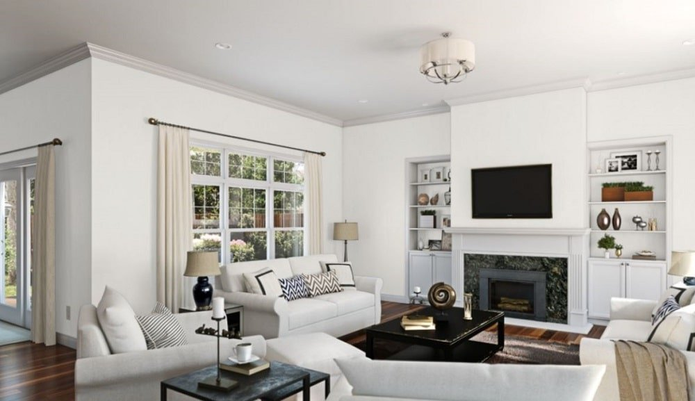Snowbound by Sherwin-Williams
