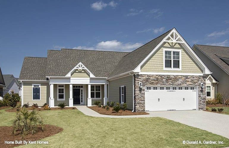 Single-Story Ranch 3-Bedroom The Lochmere Home
