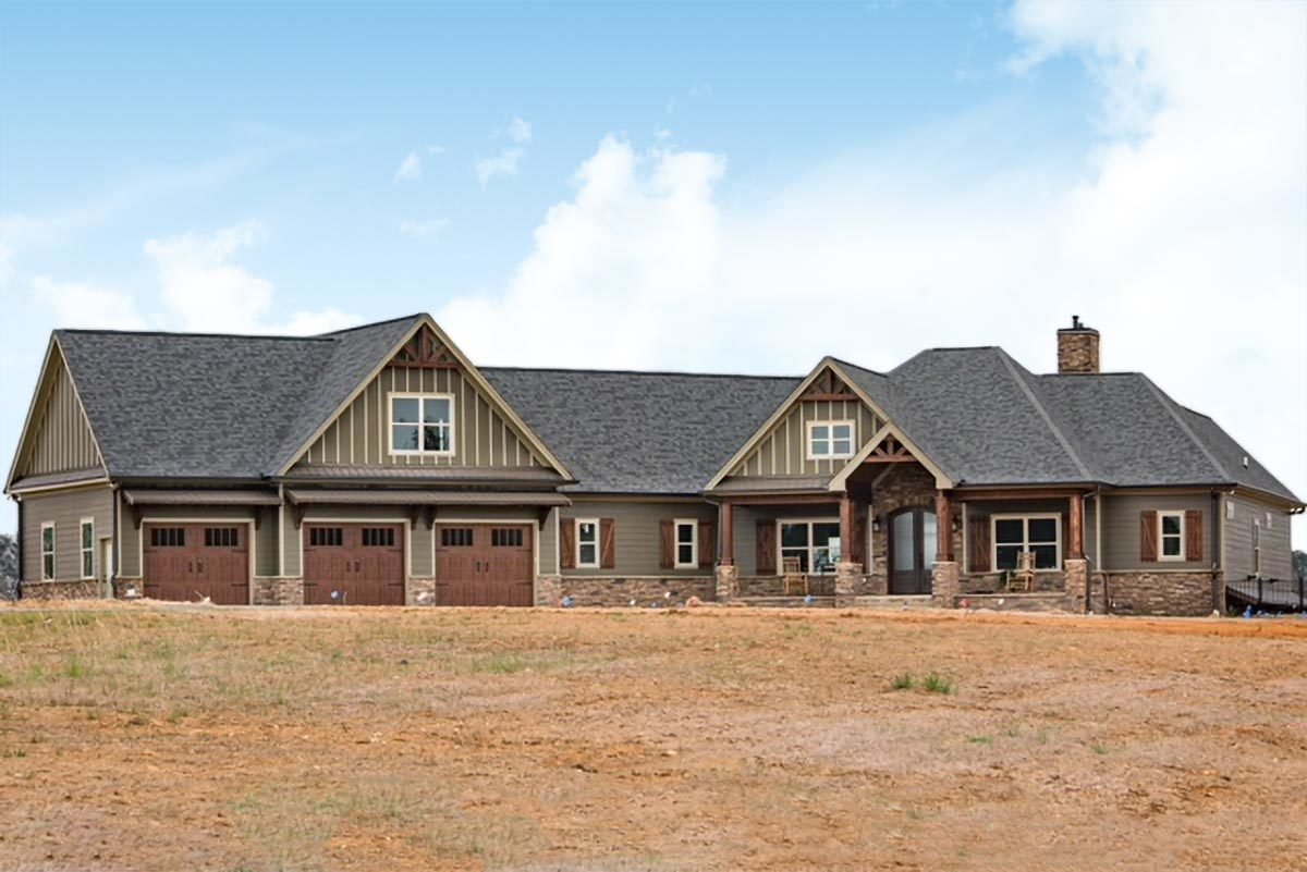 Two-Story 4-Bedroom Ranch with Bonus Over Garage