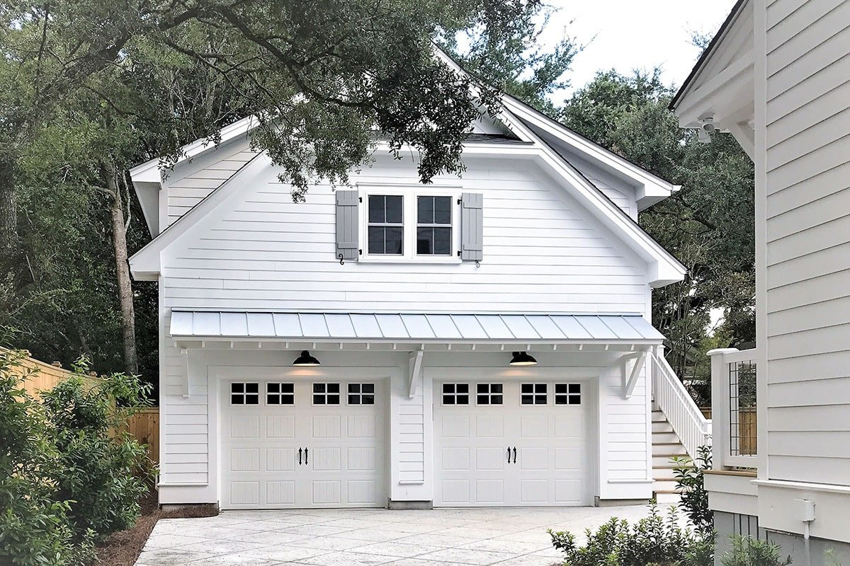 1-Bedroom Two-Story Carriage Home with Open Living Area