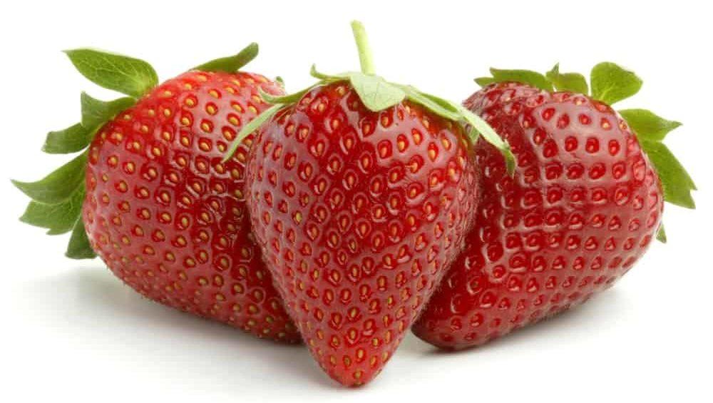 Aroma strawberries