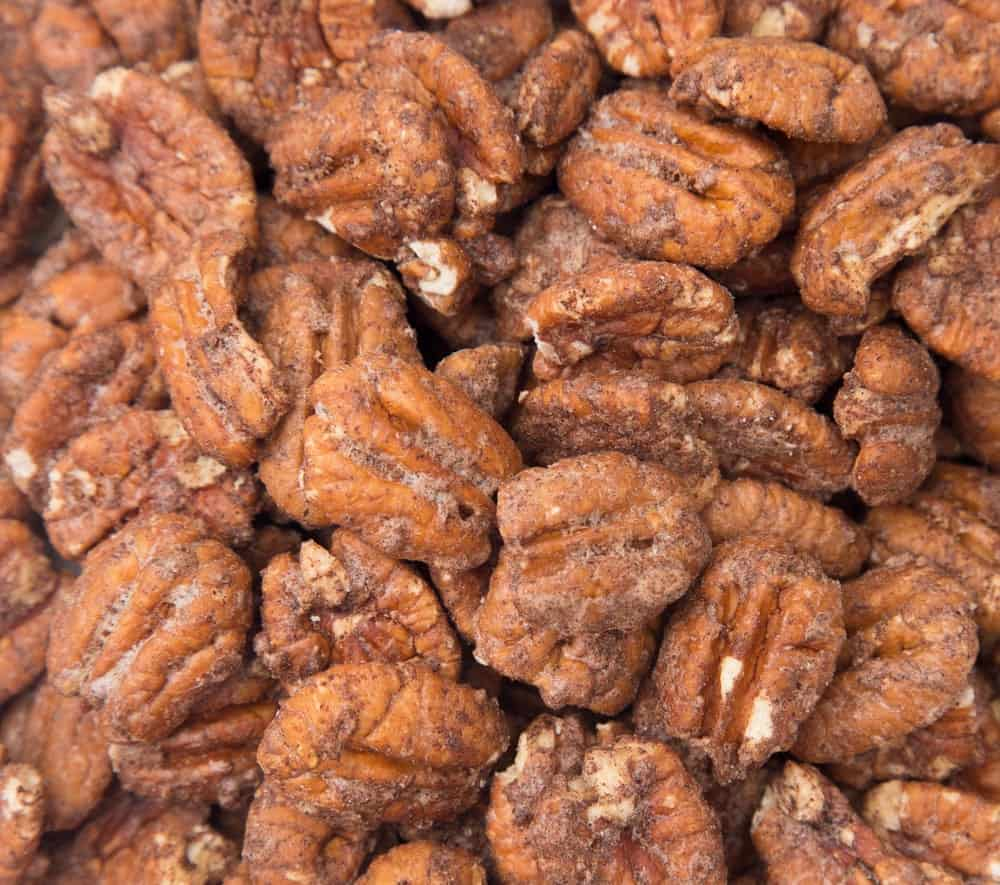 Candy pecans