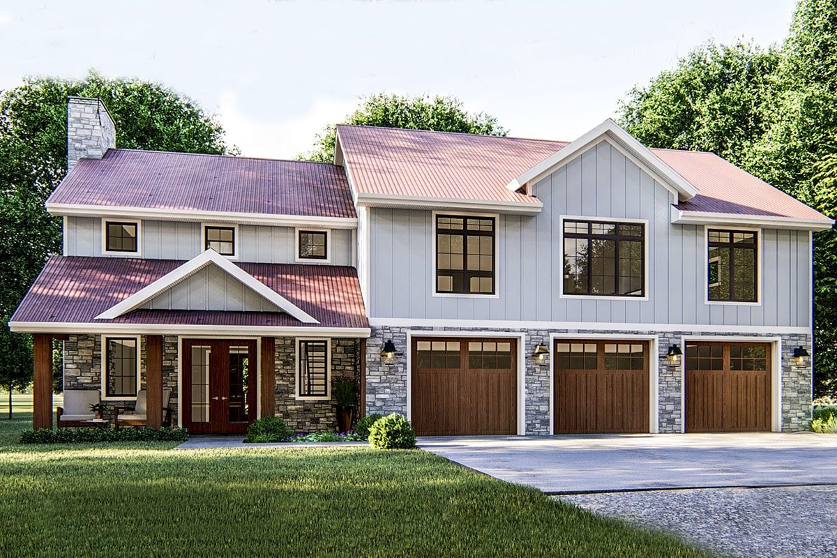 Carriage House Floor Plans