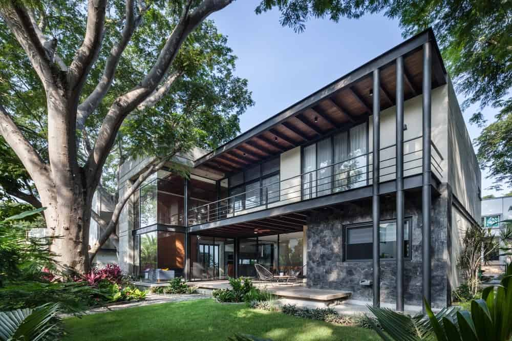 Casa Hilca by Di Frenna Arquitectos