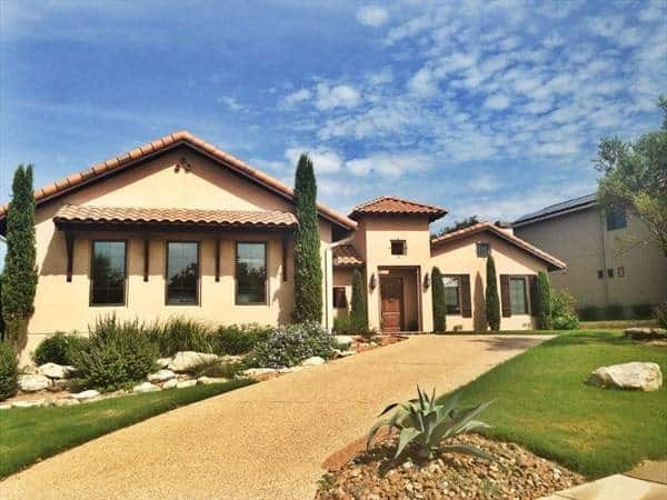 3-Bedroom Single-Story The Montellano Spanish Home with Mother-in-Law Casita