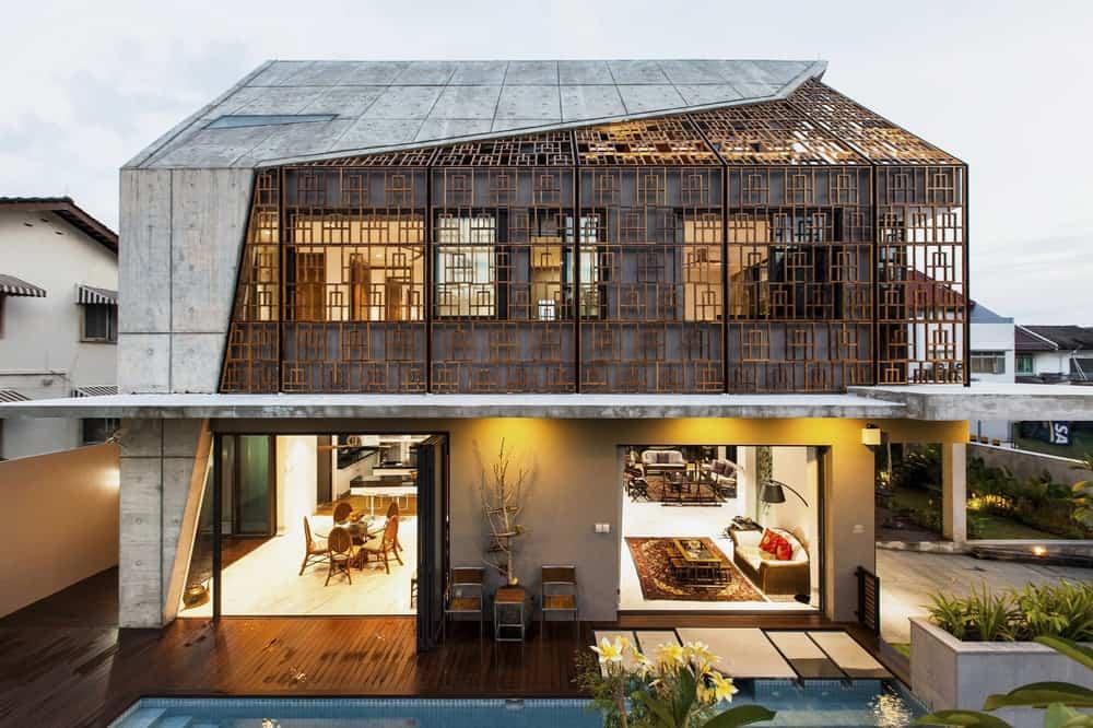 Siglap Plain by Aamer Architects