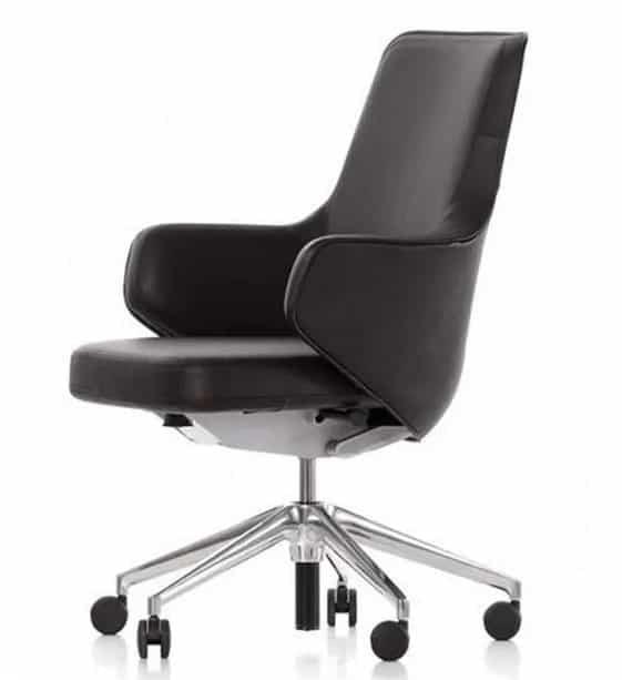 Vitra Skape lowback chair