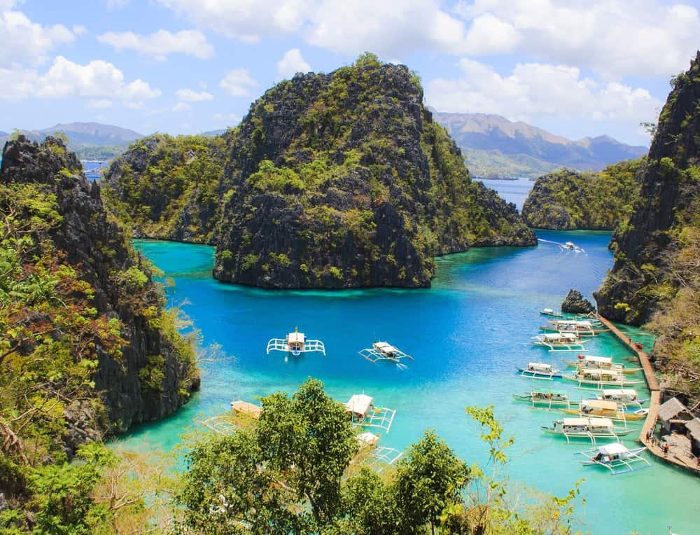 A look at the tropical island of Coron in the Philippines.