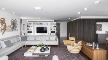 Apartamento TC by Firma Arquitetura