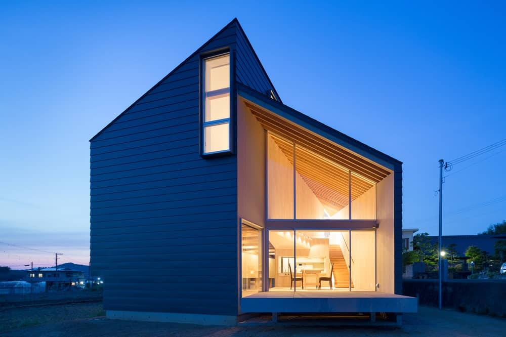 House in Itakiso by aoyagi design