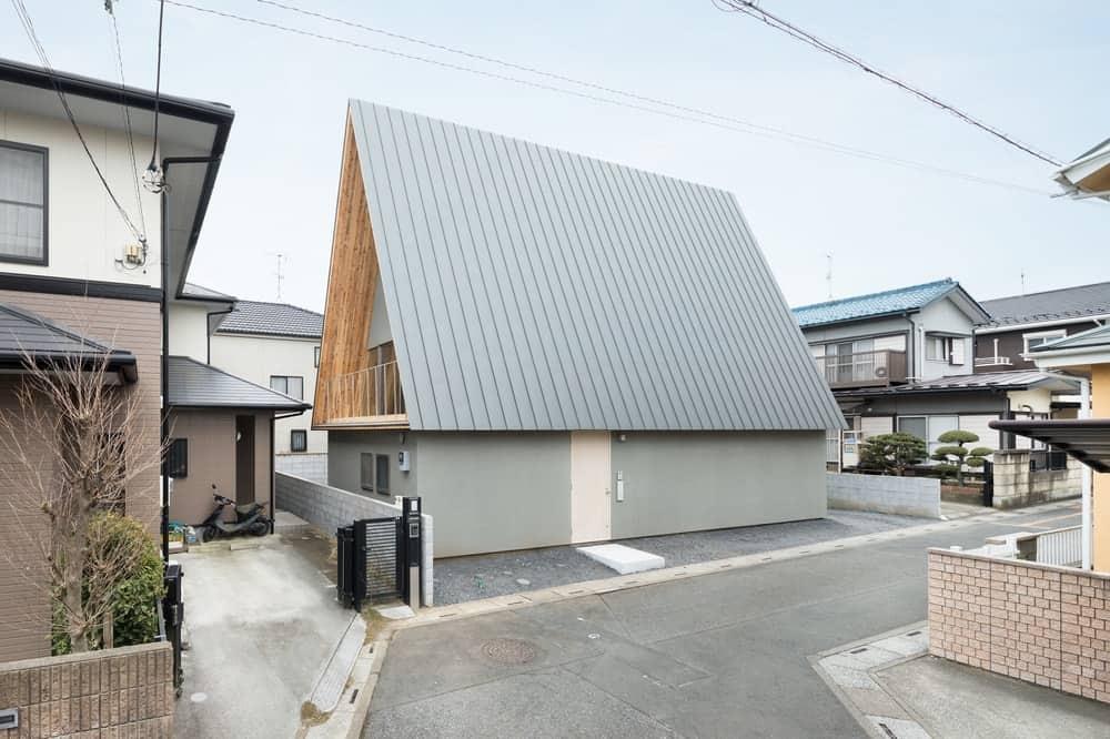 House in Iruma by aoyagi design