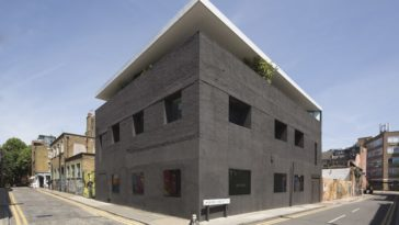 Dirty House by Adjaye Associates