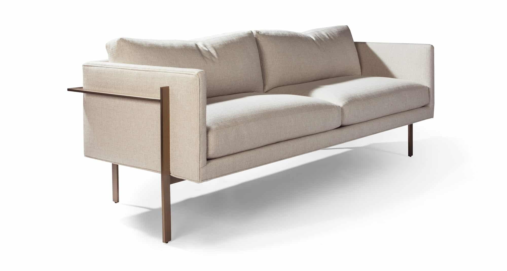 Thayer Coggin's The Drop In Sofa