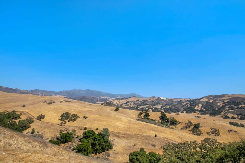 This is the view of the ranch that can be seen from the vantage of the back of the Founder's Building. You can see the vast land and its vegetation. Image courtesy of Toptenrealestatedeals.com.