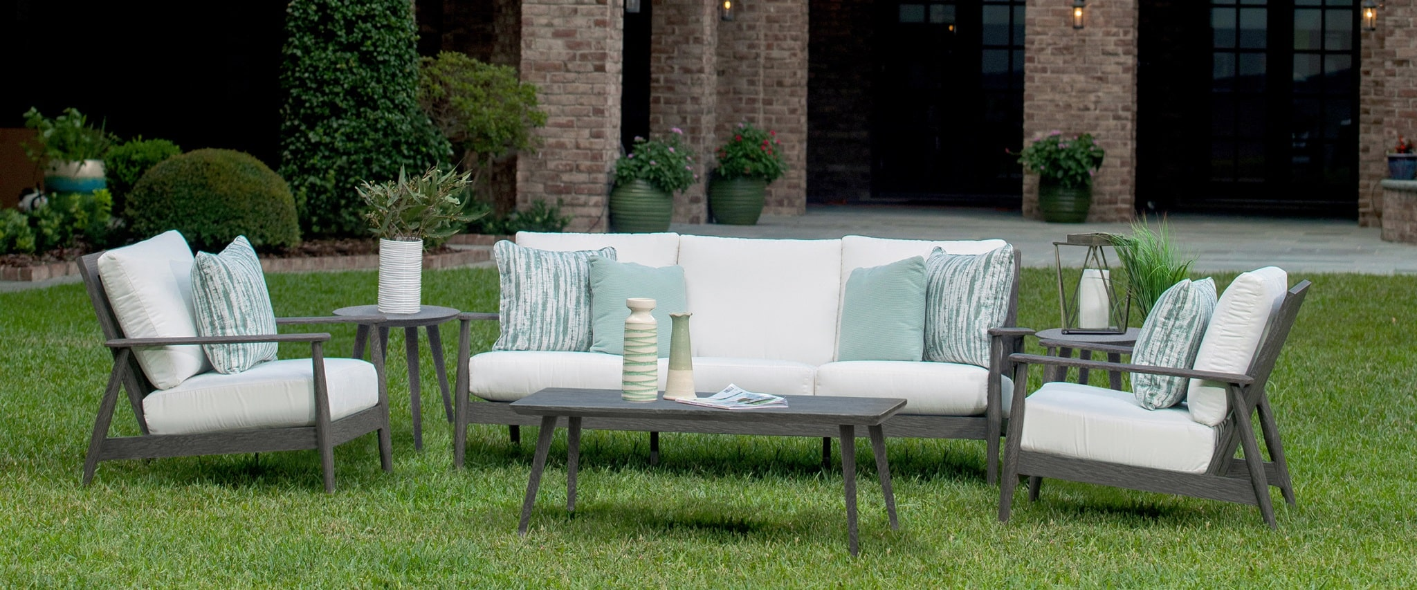 Ebel's Augusta outdoor collection