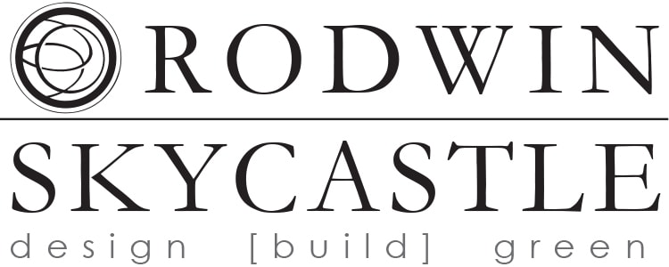 This is the RASC logo of Rodwin Skycastle Architecture.