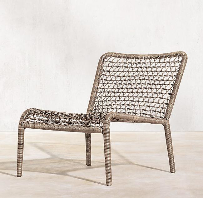 Restoration Hardware's Avenida lounge chair