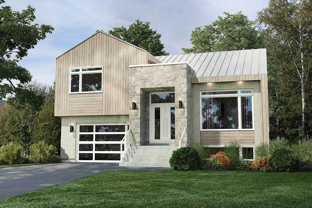 Two-Story 2-Bedroom Northwest Home with Open Concept Living