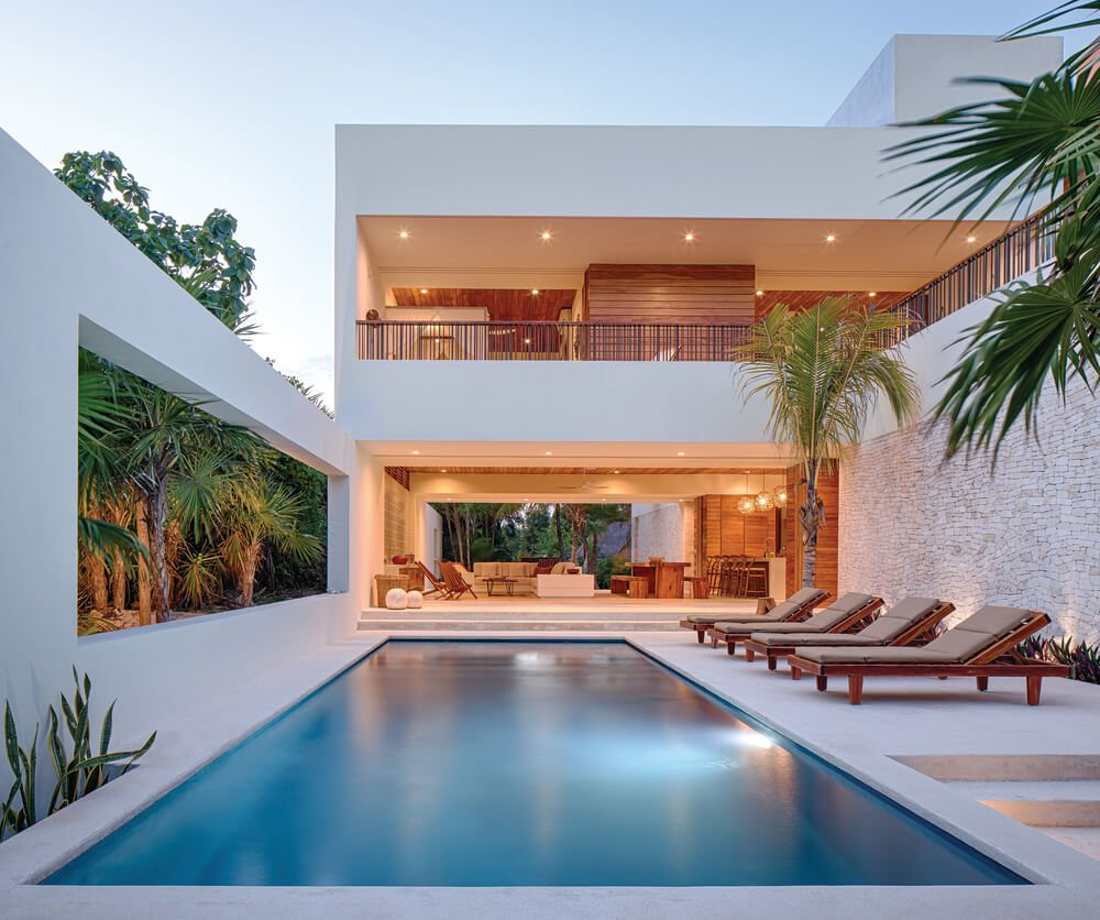 Casa Xixim by Specht Architects